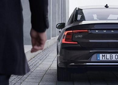 Volvo S90 Ronda15 El toque personal