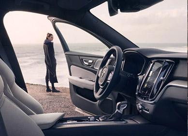 Volvo S60 Cross Country Disfruta del espacio