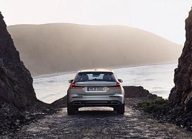 Volvo S60 Cross Country Refina la conducción