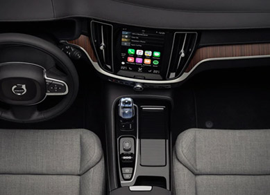 Volvo V60 Disfruta del espacio