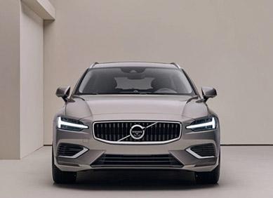 Volvo V60 Refina la conducción
