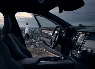 Volvo V90 Cross Country Explora tu espacio