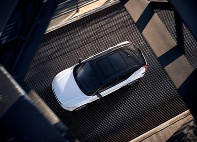 Volvo XC40 A cielo abierto
