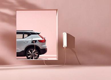 Volvo XC40 Eléctrico Planifica tus cargas fácilmente
