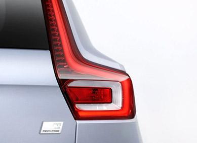 Volvo XC40 Eléctrico Potencia total