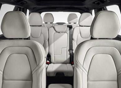 Volvo XC90 Espacio para todos