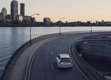 Volvo XC90 Una buena ayuda