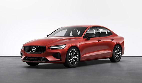 modelo Volvo S60 Híbrido video